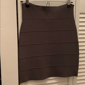 Dark olive Bandage Skirt